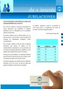 Boletin previsional